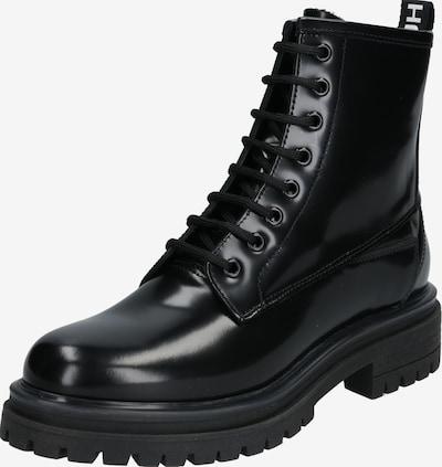 HUGO Stiefelette 'ALPHA' in schwarz, Produktansicht