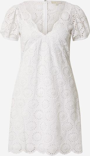 MICHAEL Michael Kors Jurk 'EYELET' in de kleur Wit, Productweergave