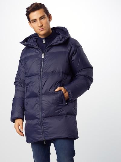 Palton de iarnă 'AVEYRON' JOTT pe albastru, Vizualizare model
