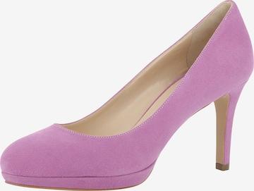 Escarpins 'BIANCA' EVITA en violet