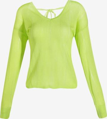 MYMO Sweater in Green
