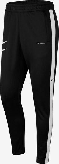 Nike Sportswear Sweathose 'Swoosh' in schwarz, Produktansicht