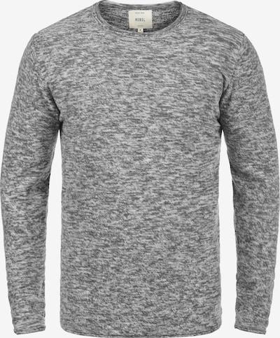 Redefined Rebel Rundhalspullover 'Millard' in grau, Produktansicht