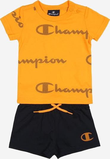 Champion Authentic Athletic Apparel Set in orange, Produktansicht
