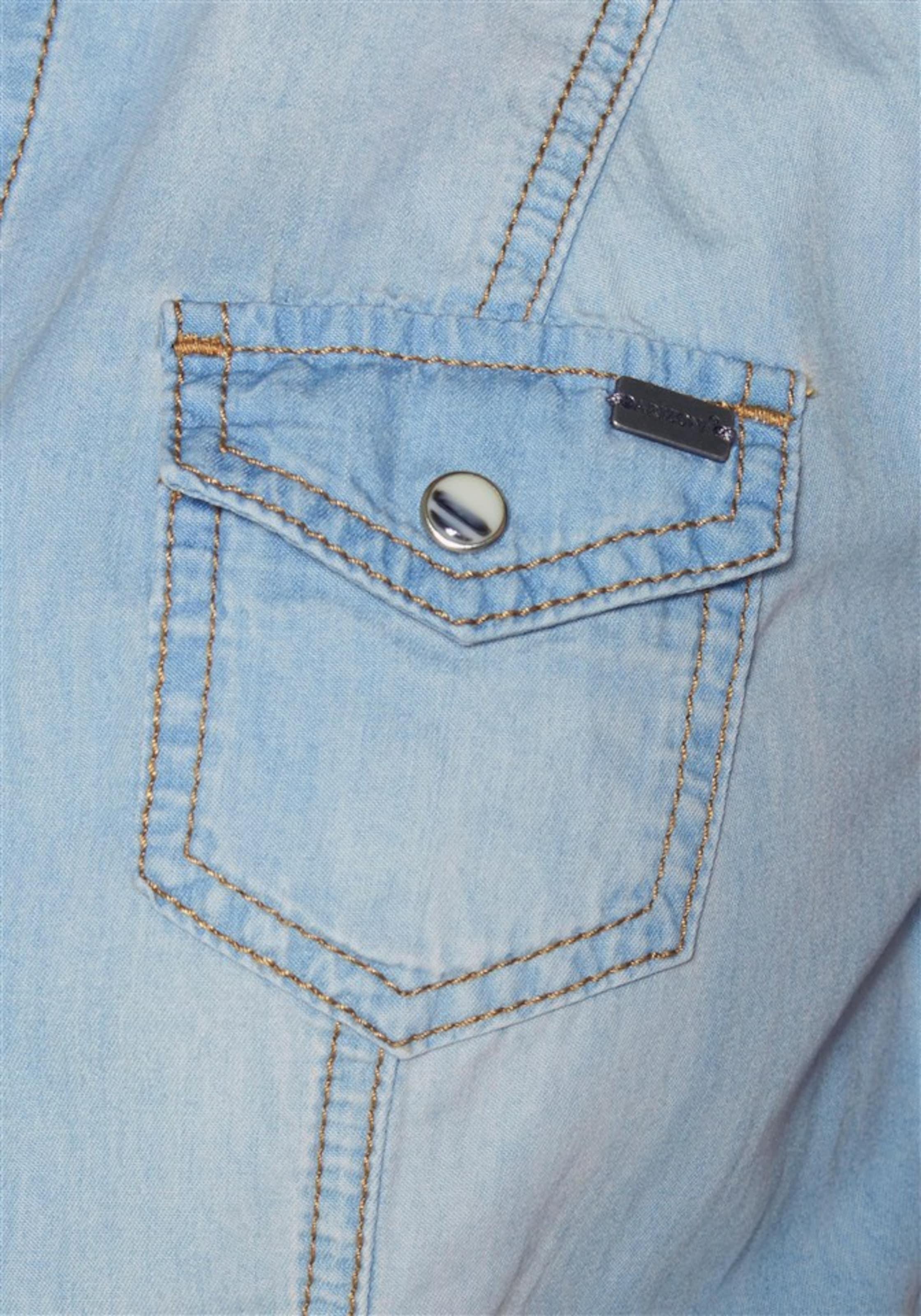 Blue Arizona In Jeanshemd Denim In Blue Denim Jeanshemd Arizona Arizona 5KTculJF13