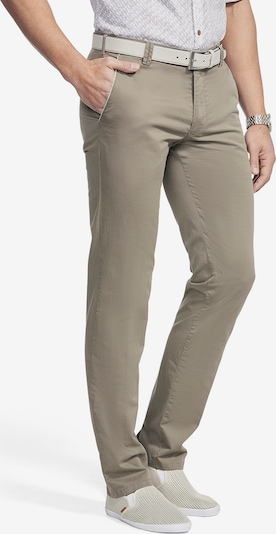 Meyer Hosen Hose 'Pima Cotton' in taupe, Produktansicht
