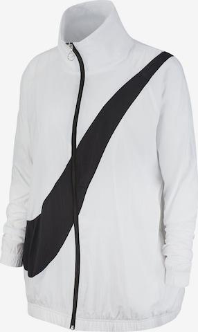Nike Sportswear Between-Season Jacket ' Sportswear Windrunner W ' in White