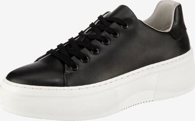 JOLANA & FENENA Sneakers Low in schwarz / weiß, Produktansicht