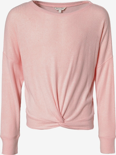 REVIEW FOR TEENS Langarmshirt in rosa, Produktansicht