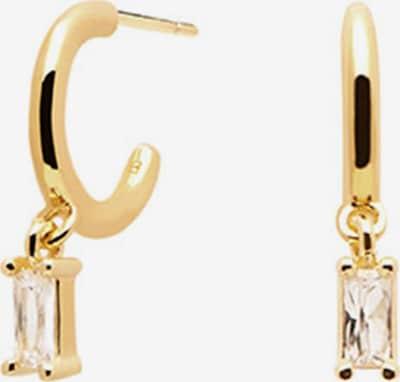 P D PAOLA Ohrring 'AR ALIA' in gold, Produktansicht