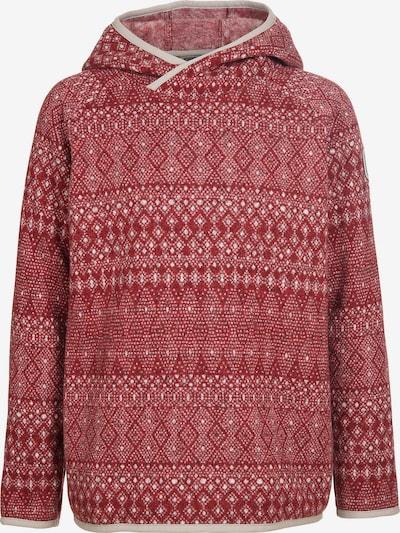 ELKLINE Pullover in rot / weiß, Produktansicht