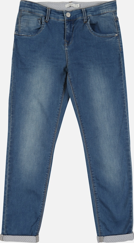 NAME IT Jeans 'RANDI' in blue denim, Produktansicht