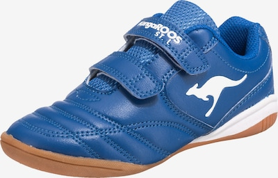 KangaROOS Kinder Sportschuhe 'KANGAYARD' in blau, Produktansicht