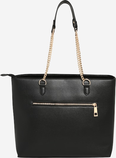 Dorothy Perkins Shopper 'Black Zip Front Shopper' in schwarz, Produktansicht