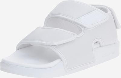 ADIDAS ORIGINALS Sandały 'ADILETTE 3.0' w kolorze białym, Podgląd produktu