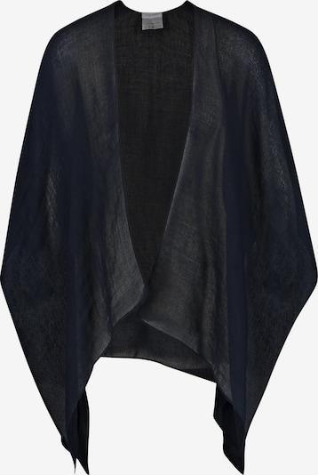 GERRY WEBER Schal Großes Cape in blau, Produktansicht