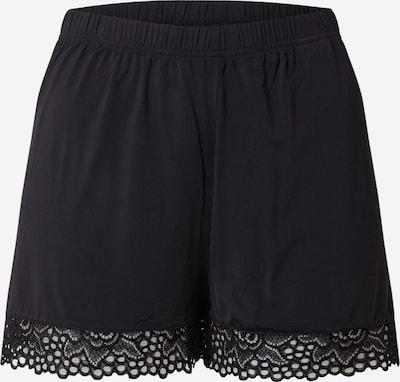 JACQUELINE de YONG Pyjamabroek 'JDYPALMIRA LOUNGEWEAR SHORTS JRS EXP' in de kleur Zwart, Productweergave