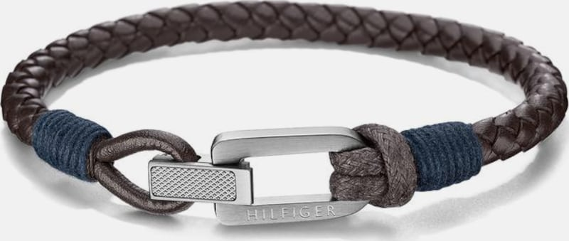 TOMMY HILFIGER Armband 'Casual Core, 2701011'