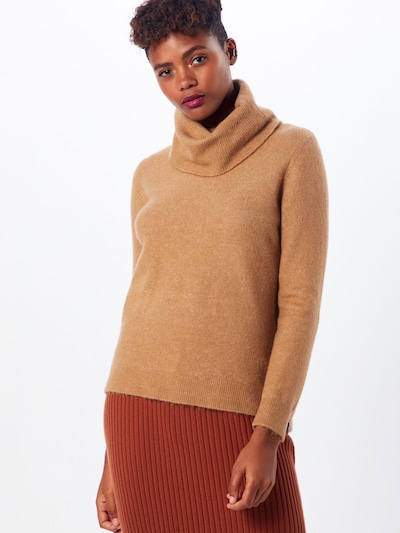 VERO MODA Pullover in camel, Modelansicht