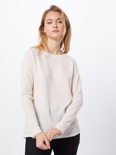 MORE & MORE Bluzka w kolorze beżowym: Widok z przodu