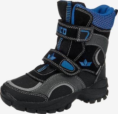 LICO Winterstiefel 'Samuel' in blau / schwarz, Produktansicht