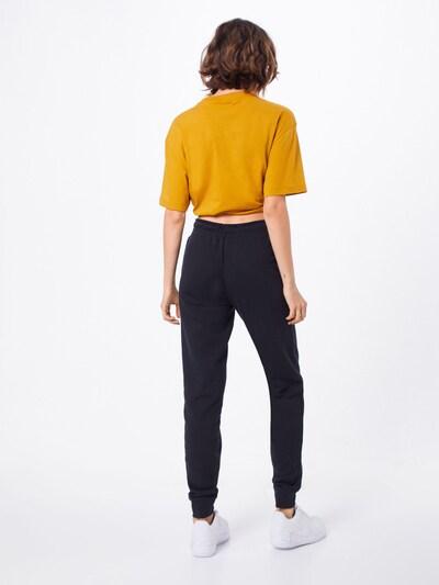 Pantaloni sport Nike Sportswear pe negru: Privire spate