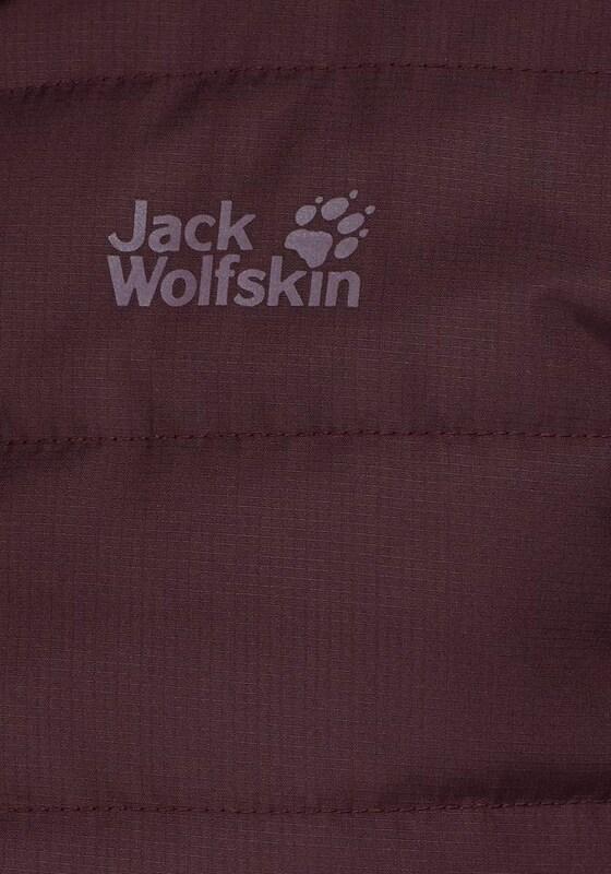 JACK WOLFSKIN Steppjacke 'MARYLAND' 'MARYLAND' 'MARYLAND' in burgunder  Großer Rabatt dba10a