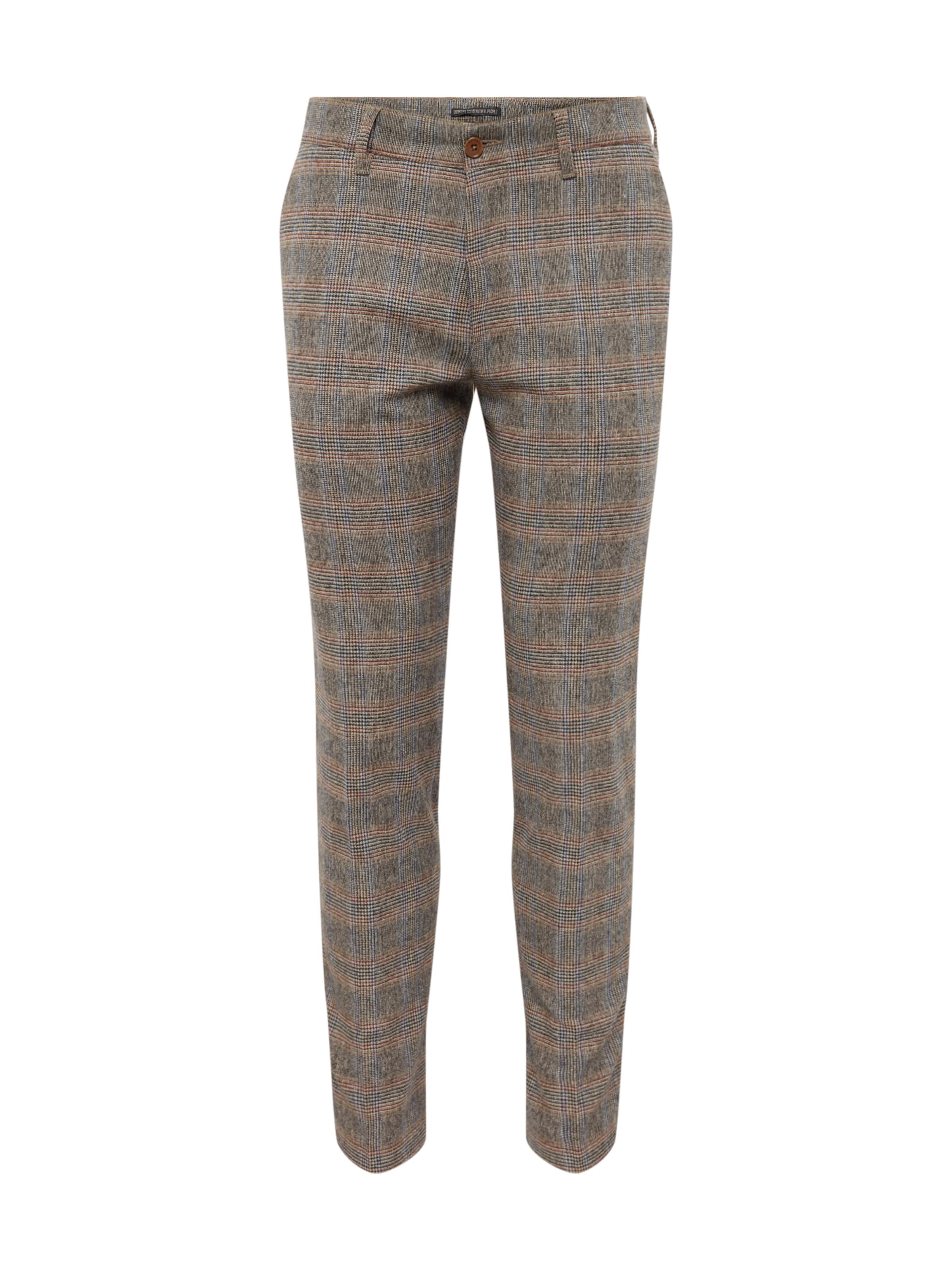 Pantalon Foncé En Drykorn 'mad' Chino Gris If6yYb7gv