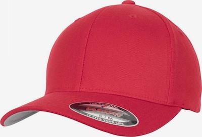 Flexfit Cap 'Wool Blend' in hellrot, Produktansicht
