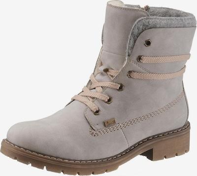 RIEKER Snowboots in grau, Produktansicht