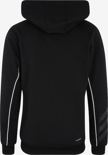 Sportinis džemperis iš ADIDAS PERFORMANCE , spalva - juoda: Vaizdas iš galinės pusės