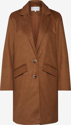 VILA Manteau mi-saison en marron: Vue de face