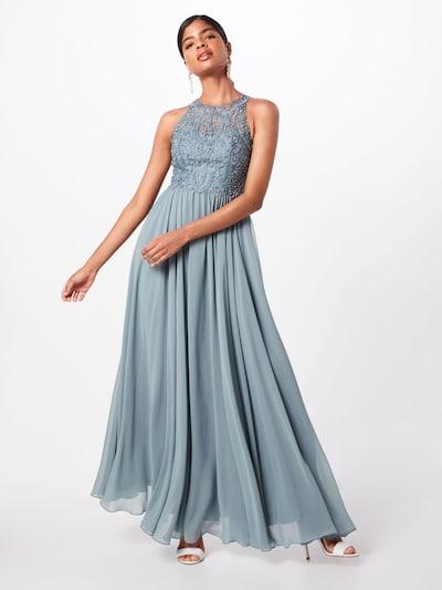 Laona Kleid in pastellblau, Modelansicht