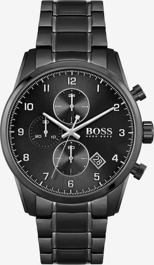 BOSS Chronograph 'Skymaster' in schwarz, Produktansicht