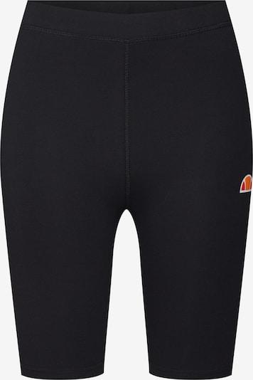 ELLESSE Shorts 'TOUR' in schwarz, Produktansicht