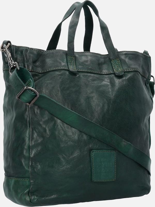 Campomaggi Boldo Shopper Tasche Leder 33 cm