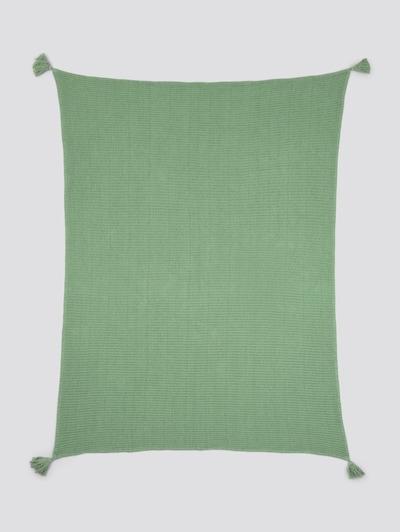 TOM TAILOR Deken in de kleur Groen, Productweergave