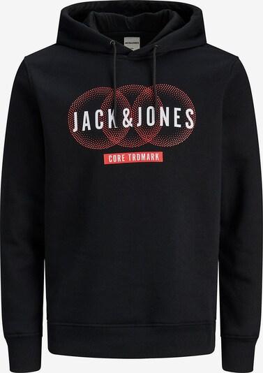 Jack & Jones Junior Sweatshirt in schwarz, Produktansicht