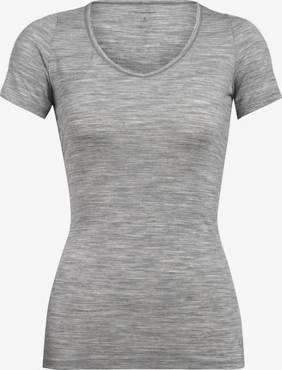 Icebreaker Unterhemd in grau, Produktansicht