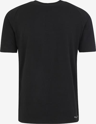 Sportiniai marškinėliai iš MOROTAI , spalva - juoda: Vaizdas iš galinės pusės