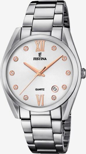 FESTINA Quarzuhr 'Boyfriend, F16790/A' in rosegold / silber, Produktansicht