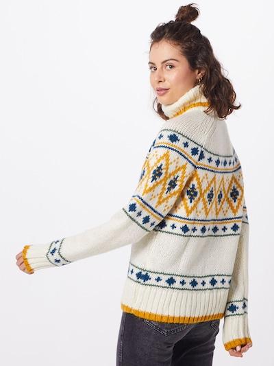 Megztinis 'FRENCHSISTER' iš Pepe Jeans , spalva - balta: Vaizdas iš galinės pusės