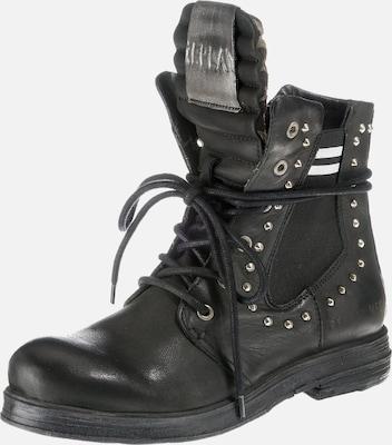 REPLAY Boots in Zwart