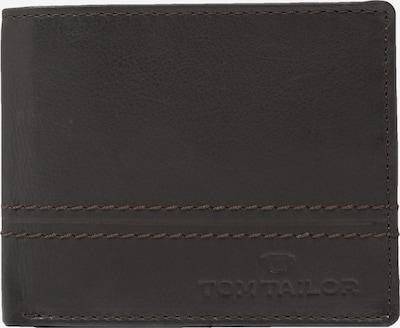 TOM TAILOR Geldbörse 'JERRIE klein' aus Leder in braun, Produktansicht