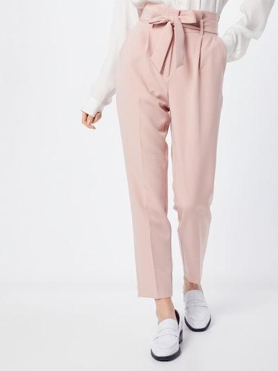 VILA Cygaretki 'HERI' w kolorze różowy pudrowym, Podgląd na modelu(-ce)