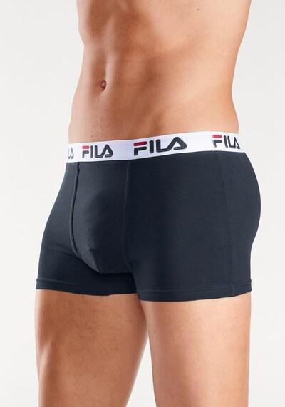 FILA Boxer mit Logo Bund (2 Stück) in navy: Frontalansicht