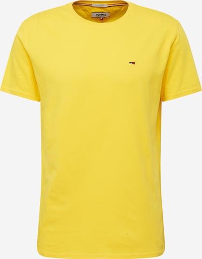 Tricou 'Essential' Tommy Jeans pe galben, Vizualizare produs