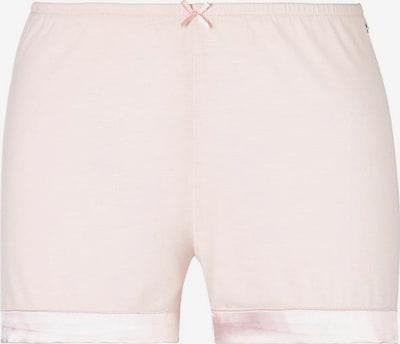 LASCANA Pyjamashorts in rosa, Produktansicht