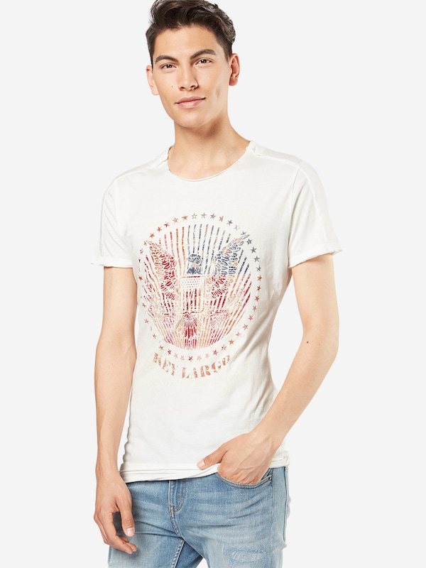 Key Largo T-Shirt 'MT DUSK round'