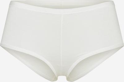 SCHIESSER Slip 'Shorts' in weiß: Frontalansicht